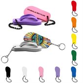 Thong Floating Full Colour Keyring