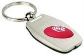 Torch Football Keyring