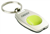 Torch Tennis Keyring
