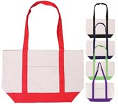 Tote with Gusset