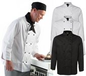 Unisex Chef Jacket Long Sleeve