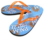 Waikiki Full Colour Thongs Vinyl Straps