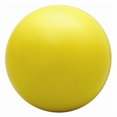 Yellow Stress Ball